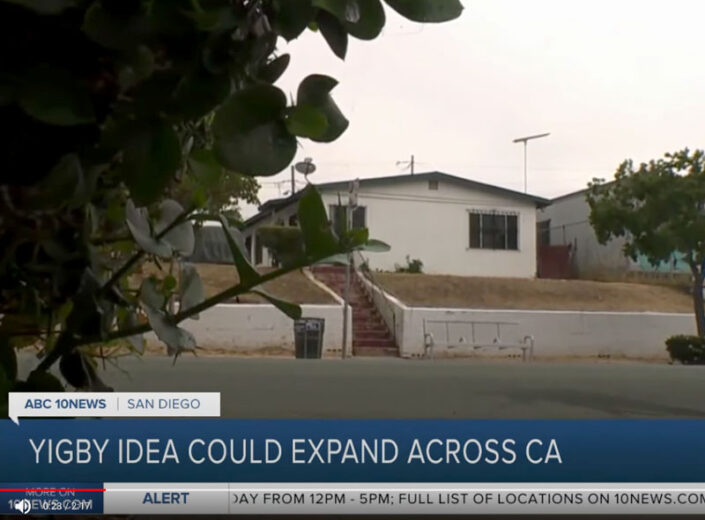 YIGBY Idea Could Expand Across California